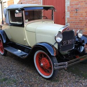 Ford Model A – 1930