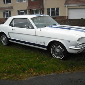 Ford Mustang – 1965