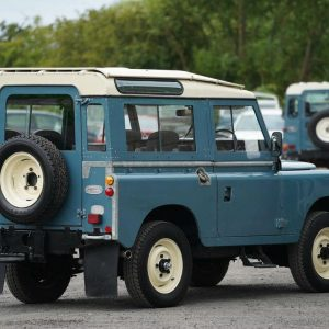 Land-Rover Other Models – 1982