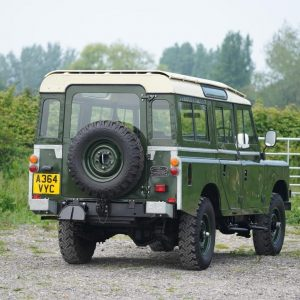 Land-Rover Other Models – 1984