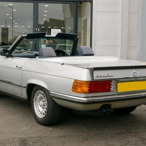 Mercedes-Benz 280Sl – 1985