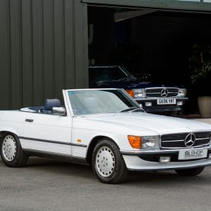 Mercedes-Benz 300Sl – 1986