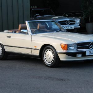 Mercedes-Benz 300Sl – 1988
