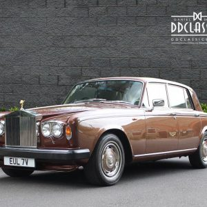 Rolls-Royce Silver Shadow – 1980