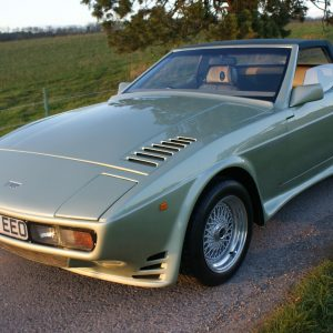 Tvr Wedges – 1987